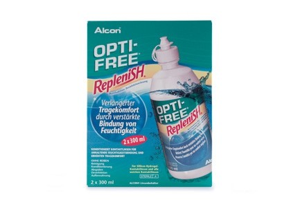 Opti Free RepleniSH All-in-One-Lösung
